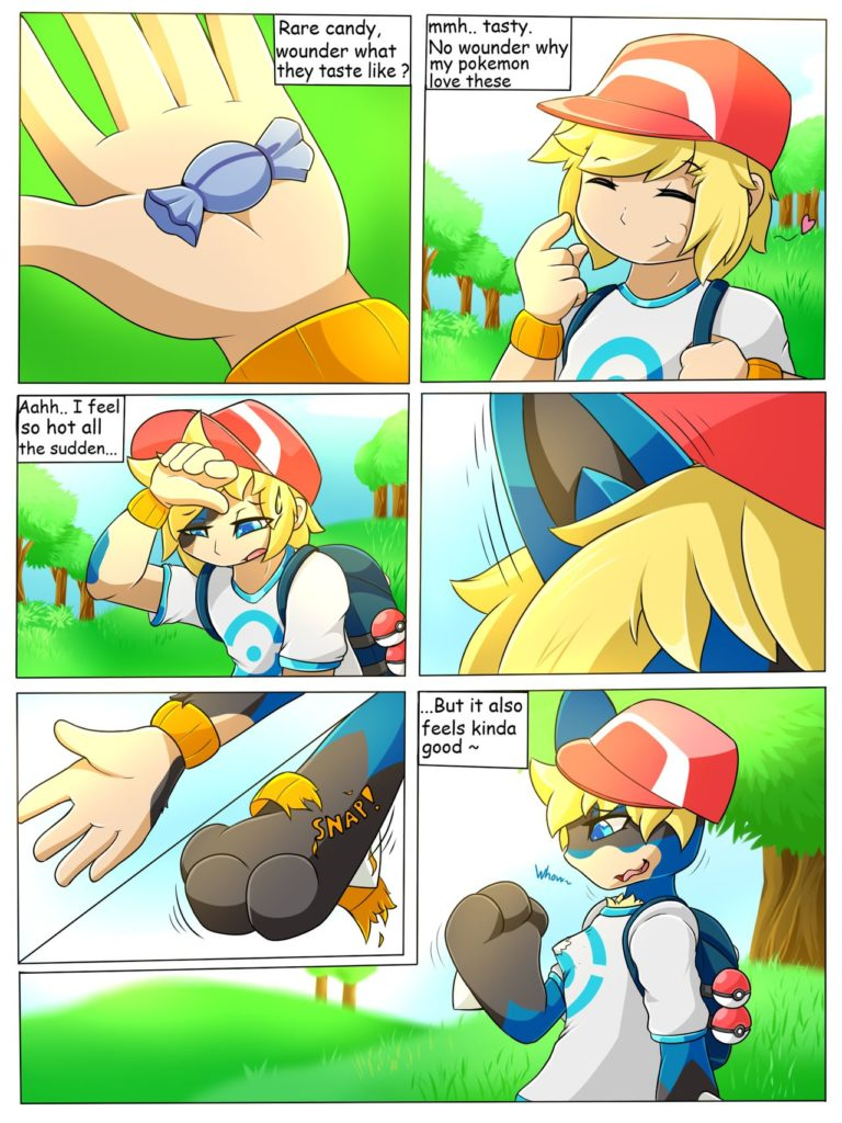 free cartoon pokemon porn